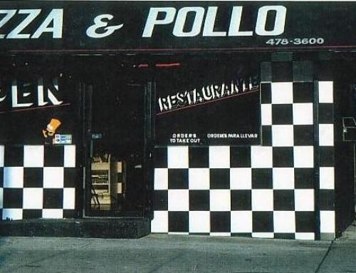 PIZZA & POLLO
